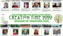 creation time 2020 Ecocongreation Scotland